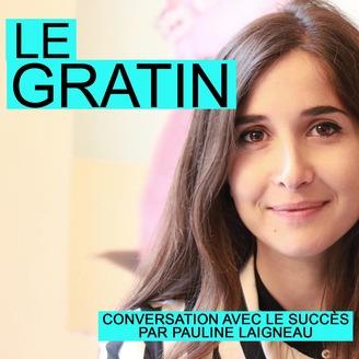 """Le podcast """"Le Gratin"""", ex """"Crème de la Crème"""", interviewe des personnalités remarquable du secteur du business"""