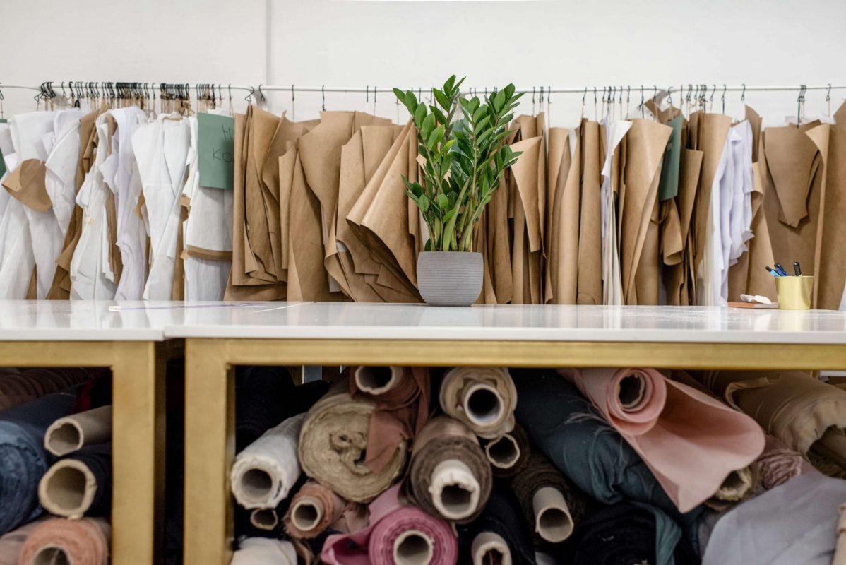 Il est temps que votre atelier commence à coudre votre collection